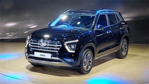 Hyundai Creta thế hệ mới giá từ 320 triệu, đối đầu Honda HR-V, Ford EcoSport