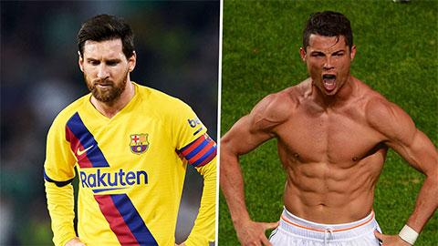Lứa thiên tài bóng đá tiếp theo chỉ còn giống Ronaldo, không có Messi thứ hai