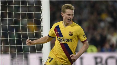 Thầy cũ định nghĩa về Frenkie de Jong, chỉ trích cách dùng của Barca