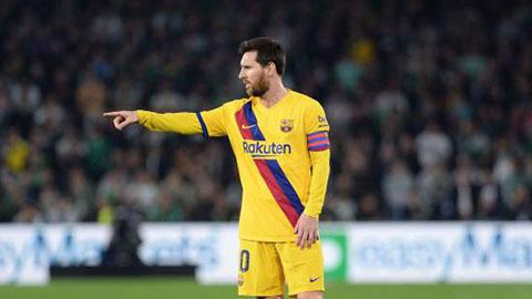 Messi đang trải qua chuỗi trận ghi bàn kém nhất trong 2 năm