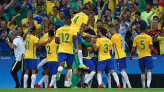 Đại thắng Argentina, Brazil giành vé dự Olympic 2020