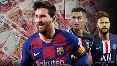 Messi giàu cỡ nào?