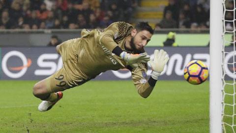 Inter 'tấn công' Donnarumma