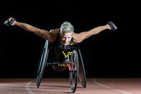 Marieke Vervoort đã toại nguyện khi chinh phục đấu trường quốc tế trên chiếc xe lăn trước khi qua đời