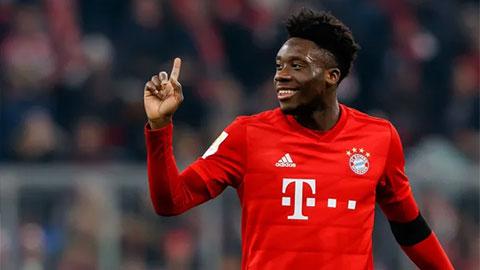 Có Davies, Bayern như Hùm mọc thêm cánh