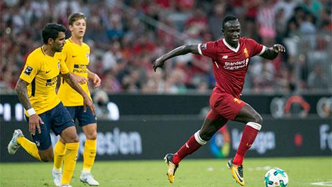 Liverpool có lợi thế cực lớn trước trận gặp Atletico ở Champions League
