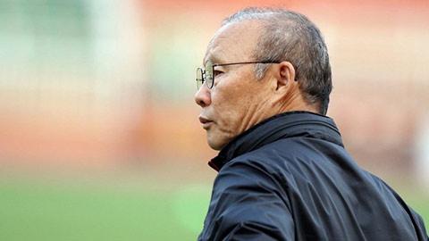 HLV Park Hang Seo chấp nhận án phạt nặng của AFC