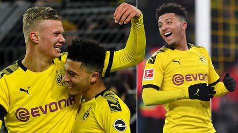 Nếu rời Dortmund, Sancho nhất quyết đừng quay lại Anh