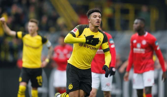 Sancho là một trong những trụ cột quan trọng của Dortmund vài năm gần đây