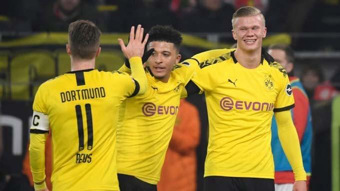 Sancho sẽ trở nên nguy hiểm với dàn sao trẻ của Dortmund nếu không ra đi