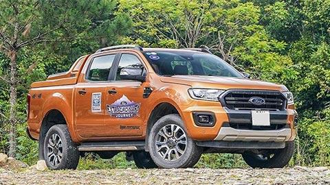 Ford Ranger giảm giá sốc tại Việt Nam, đe Mitsubishi Triton, Mazda BT-50