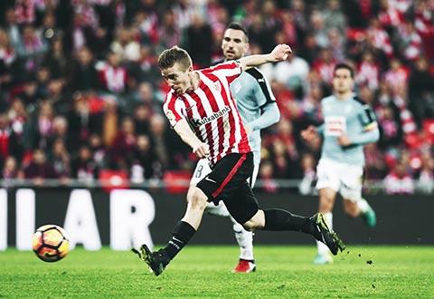 Chủ nhà Bilbao sẽ giành lợi thế bởi đối thủ Granada bị đánh giá thấp hơn nhiều