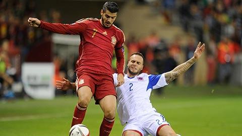 ĐT Tây Ban Nha và lực lượng èo uột trước thềm EURO 2020