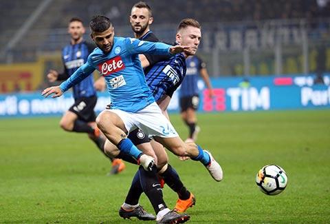 Napoli thường chơi rất hay ở các giải đấu cúp