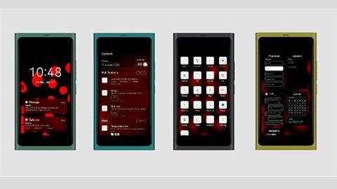 Nokia N9 huyền thoại sắp được hồi sinh với thiết kế tuyệt đẹp