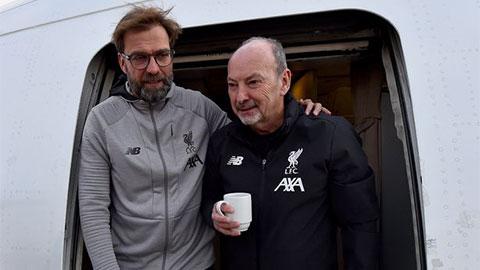 Sếp Liverpool hé lộ kế hoạch chuyển nhượng đặc biệt cho Klopp