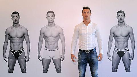Ronaldo giàu cỡ nào?