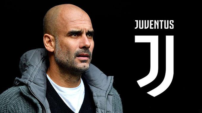 Pep đang được Juventus tích cực ve vãn