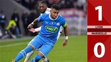 Lyon 1-0 Marseille(Tứ kết Cúp QG Pháp 2019/20)