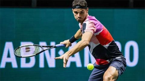 Felix 2-0 Dimitrov (vòng 2 Rotterdam Open 2020)