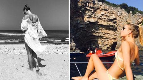 Sharapova: Những tấm ảnh bikini sexy khó cưỡng
