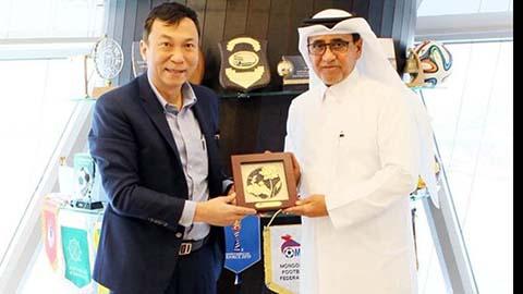 Qatar có thể chuyển giao hạ tầng World Cup cho Việt Nam