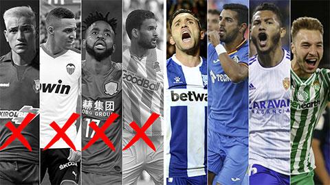 Những mục tiêu chuyển nhượng vẫn chưa thành công của Barcelona