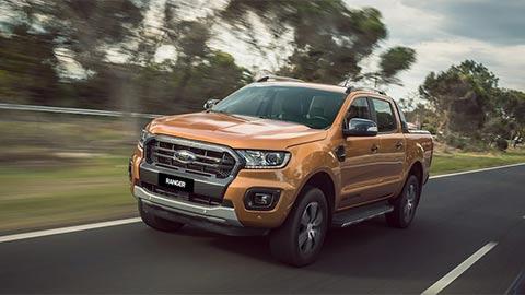 Ford Ranger, Everest 2020 ra mắt tại VN với nhiều cải tiến, giá không đổi