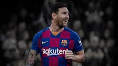 Barca có đáng lo khi Messi tịt ngòi?