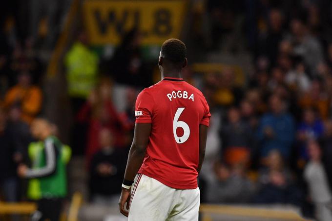 Pogba đã chán cuộc sống tại Man United và Quỷ đỏ cũng không thiết tha giữ anh lại