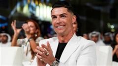 Ronaldo nhận đặc quyền cực khủng tại UAE