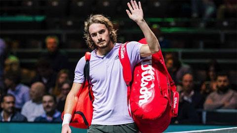 Nhà vô địch ATP Finals 2019 thất thủ ở Rotterdam