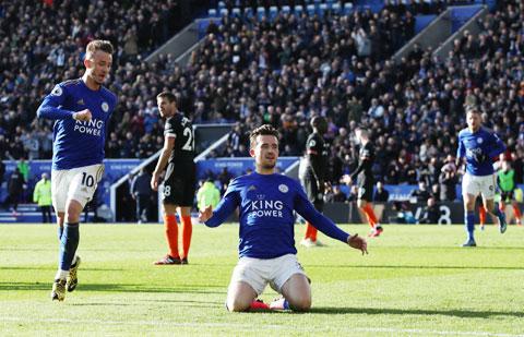 Các cầu thủ Leicester sẽ tìm lại niềm vui chiến thắng ngay ở sân của Wolves