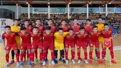 ĐT futsal Việt Nam đá trận thứ 2 tại Tây Ban Nha
