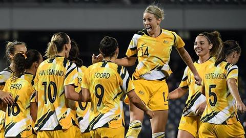 Nữ tuyển thủ Australia đánh giá ĐT nữ Việt Nam cao như Trung Quốc, Hàn Quốc