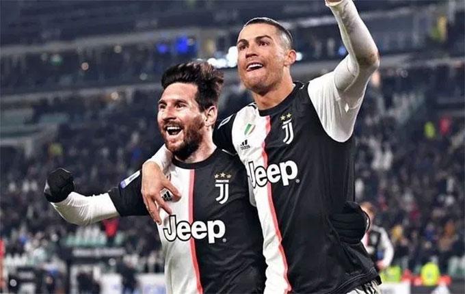 Khả năng Messi sát cánh cùng Ronaldo rất khó xảy ra