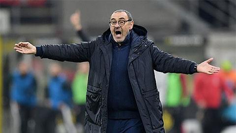 Sarri chỉ lo về 1 điều và đó không phải là phong độ của Juventus