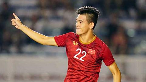 Cách ghi bàn của Tiến Linh gây ấn tượng với FIFA