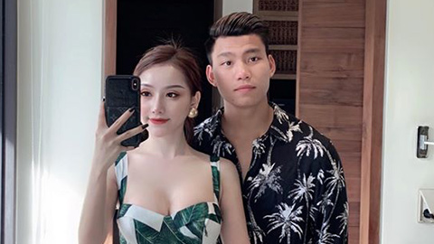 Tuyển thủ Việt Nam nịnh người thương ngọt như mía lùi ngày Valentine
