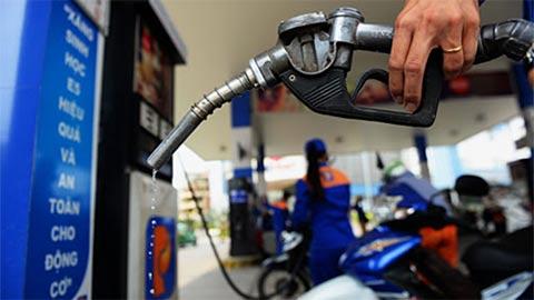 Giá xăng dầu đồng loạt giảm mạnh ngày Valentine