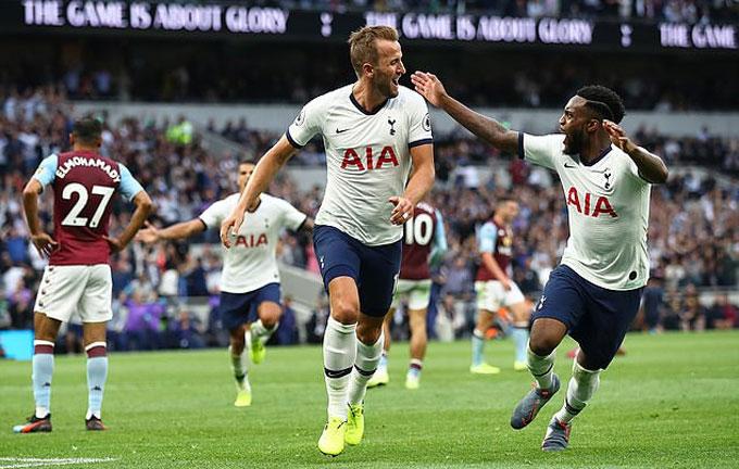 Tottenham vẫn âm thầm bám đuổi Top 4