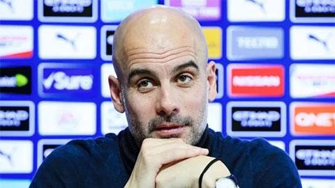 Guardiola sợ bị sa thải nếu Man City bị loại khỏi Champions League