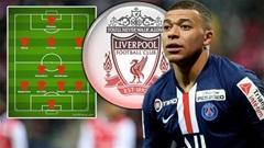 Liverpool đề nghị hỏi mua Mbappe