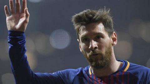 """""""Nếu rời Barca, Messi có lẽ sẽ sang Mỹ hoặc Trung Quốc"""""""