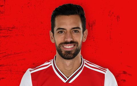 Pablo Mari nhiều khả năng sẽ chưa thể ra mắt Arsenal ở trận gặp Newcastle