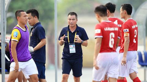 Hướng tới V.League 2020: Hồng Lĩnh Hà Tĩnh khiêm tốn với mục tiêu trụ hạng
