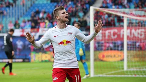 Điều khoản giải phóng của Werner chỉ 55 triệu euro