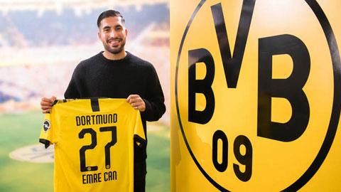 Vừa về Dortmund, Can đã chê đồng đội không biết… chơi bẩn