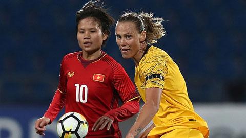 ĐT nữ Việt Nam trước 2 trận gặp ĐT nữ Australia (Các ngày 6/3 & 11/3): Núi cao khó vượt