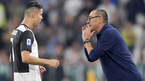 Sự trì trệ của Sarri đang khiến Juventus sợ hãi